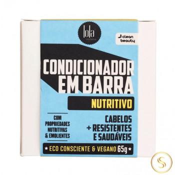 Lola Condicionador em Barra Nutritivo 65g