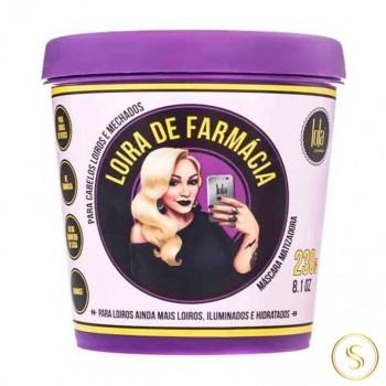 Lola Loira De Farmácia Máscara Matizadora 230g