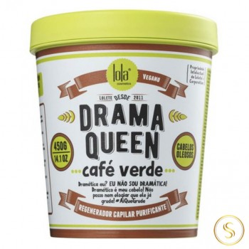 Lola Máscara Drama Queen Cafe Verde 450g