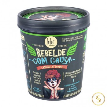 Lola Rebelde Com Causa Máscara Purificante 450g