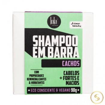 Lola Shampoo em Barra Cachos 90g
