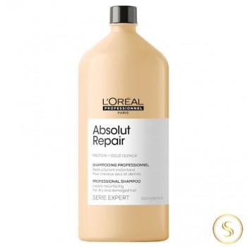 Loreal Absolut Repair Gold Shampoo 1500ml