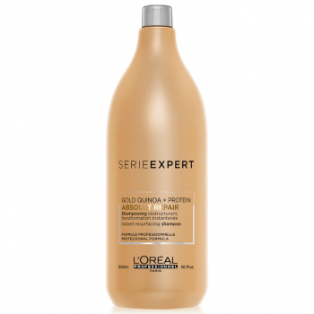 Loreal Absolut Repair Gold Shampoo 1500ml