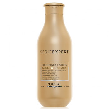 Loreal Condicionador Absolut Repair Gold 200ml