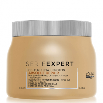 Loreal Máscara Absolut Repair Golden 500ml