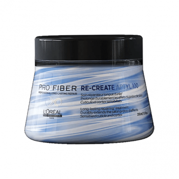Loreal Máscara Pro Fiber Re-Create Aptyl100 200ml