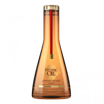Loreal Mythic Oil Shampoo Cabelo Grosso 250ml