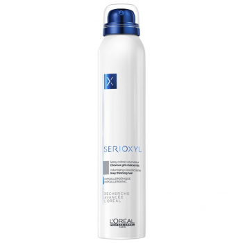 Loreal Serioxyl Spray Volumizante de Cor (Cinza) 200ml