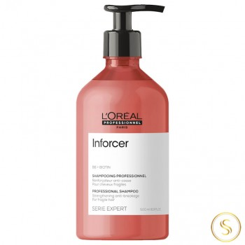 Loreal Shampoo Inforcer 500ml