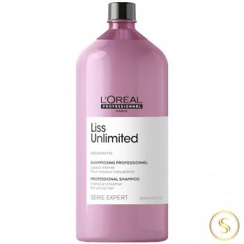 Loreal Shampoo Liss Unlimited 1500ml