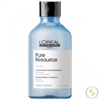 Loreal Shampoo Pure Resource 300ml
