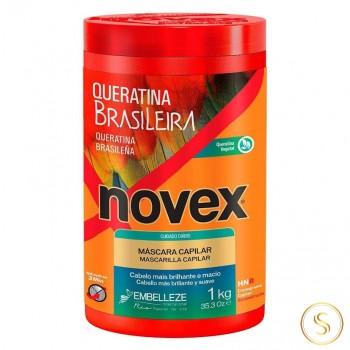 Máscara Novex Queratina Brasileira 1Kg