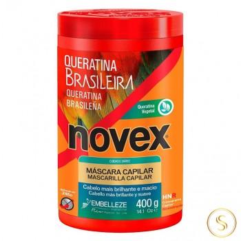 Máscara Novex Queratina Brasileira 400g