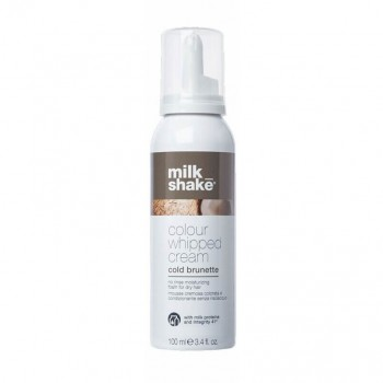 Milk Shake Colour Whipped Cream Cold Brunette 100ml
