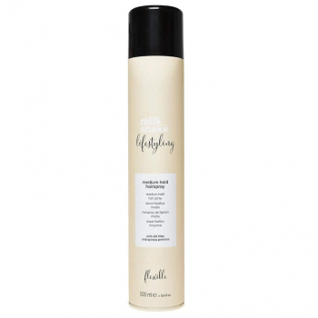Milk Shake Medium Hold Hairspray 500ml