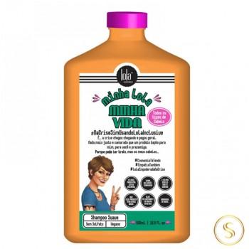 Minha Lola Minha Vida Shampoo Suave 500ml