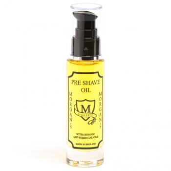 Morgans Pre Shave Oil 50ml