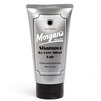 Morgans Shampoo for Grey/Silver Hair 150ml