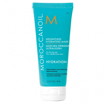 [VIAGEM] Moroccanoil Máscara Weightless Hydrating 75ml