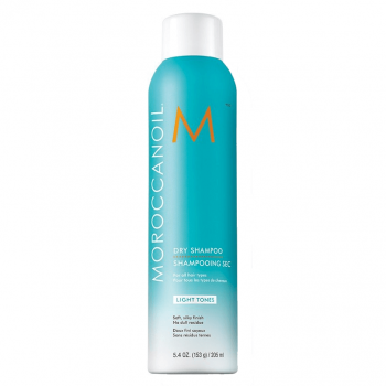 Moroccanoil Shampoo Seco Cabelos Claros 205ml
