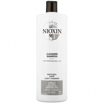 Nioxin System 1 Shampoo 1000ml