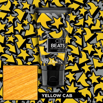 Redken City Beats Yellow Cab 85ml