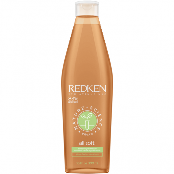 Redken Shampoo All Soft Nature 300ml