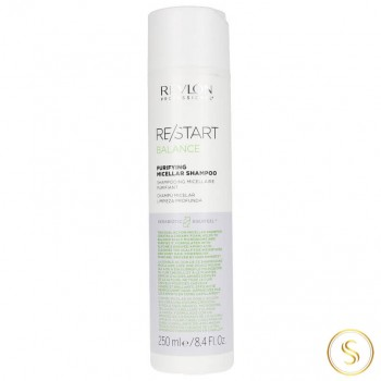 Revlon Restart Balance Purifying Shampoo 250ml