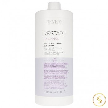 Revlon Restart Balance Scalp Soothing Cleanser 1000ml