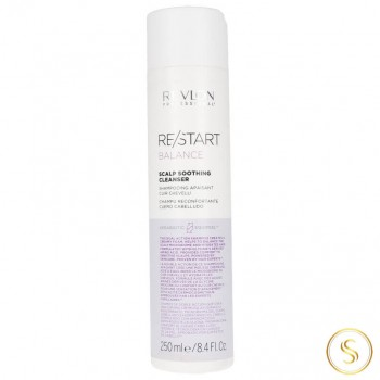 Revlon Restart Balance Scalp Soothing Cleanser 250ml