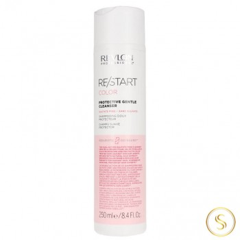 Revlon Restart Color Protective Gentle Cleanser 250ml
