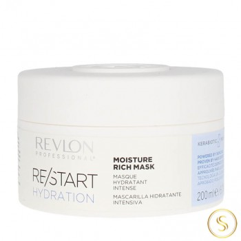 Revlon Restart Hydration Rich Mask 200ml