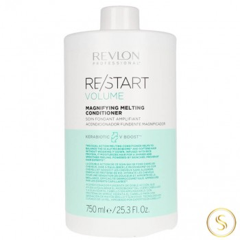 Revlon Restart Volume Melting Conditioner 750ml
