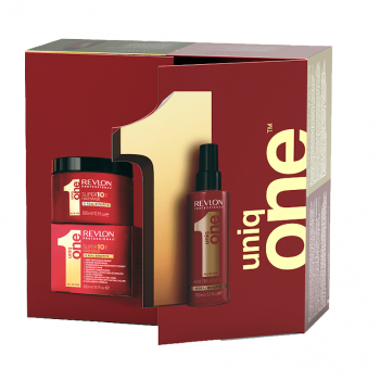 PACK Revlon Uniq One All in One 150ml + Máscara 300ml