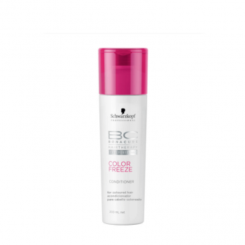 Schwarzkopf BC Color Freeze Condicionador 200ml