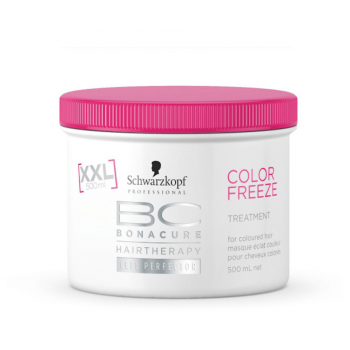 Schwarzkopf BC Color Freeze Máscara 500ml