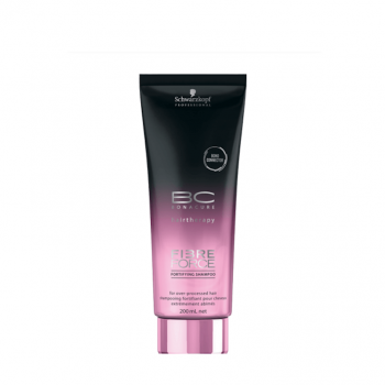 Schwarzkopf BC Fibre Force Shampoo Fortificante 200ml