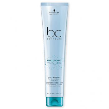 Schwarzkopf BC Hyaluronic Moisture Kick Curl Power 5 125ml