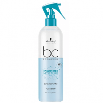 Schwarzkopf BC Hyaluronic Moisture Kick Spray Condicionador 400ml