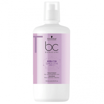 Schwarzkopf BC Máscara Keratin Smooth Perfect 750ml