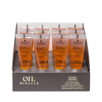 Schwarzkopf BC Oil Miracle Máscara Quente 12X10ml