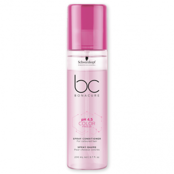 Schwarzkopf BC PH 4.5 Color Freeze Spray Condicionador 200ml