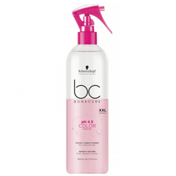 Schwarzkopf BC PH 4.5 Color Freeze Spray Condicionador 400ml