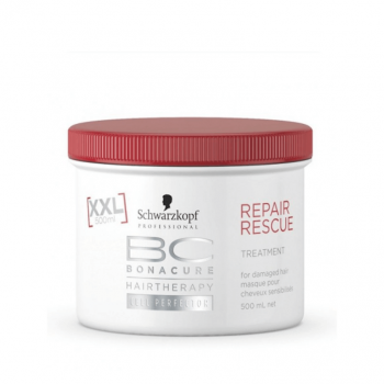 Schwarzkopf BC Repair Rescue Máscara 500ml