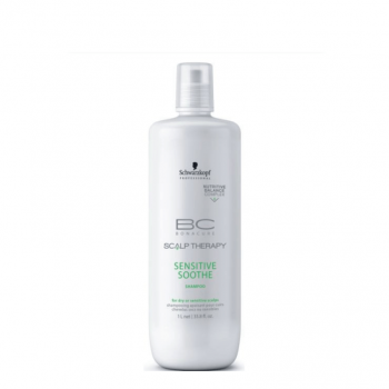 Schwarzkopf BC Scalp Therapy Sensitive Soothe Champô 1000ml