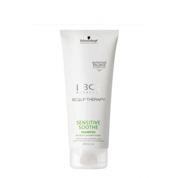 Schwarzkopf BC Scalp Therapy Sensitive Soothe Champô 200ml