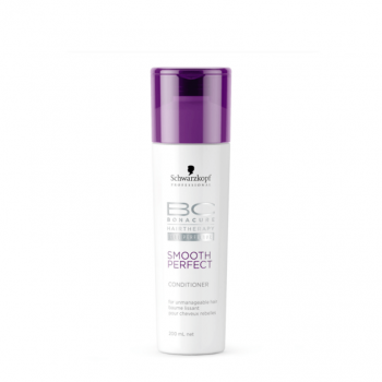 Schwarzkopf BC Smooth Perfect Condicionador 200ml