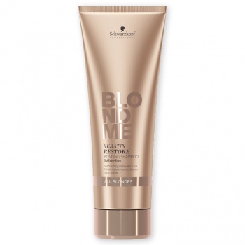 Schwarzkopf Blondme Shampoo Cabelos Louros 250ml