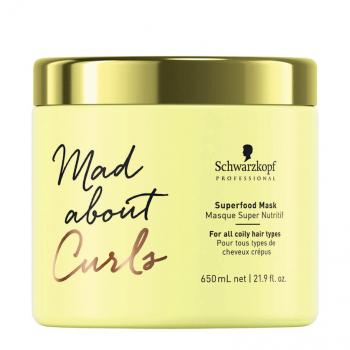 Schwarzkopf Mad About Curls Máscara Superfood 650ml