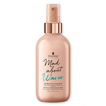 Schwarzkopf Mad About Waves Spray Salino Texturizante 200ml